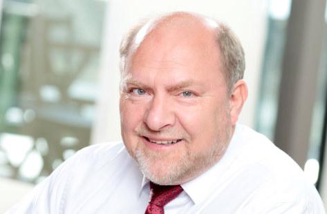 Svein Oppegaard, arbeidslivsdirektør i NHO