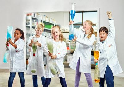 Barn Forskerfabrikken