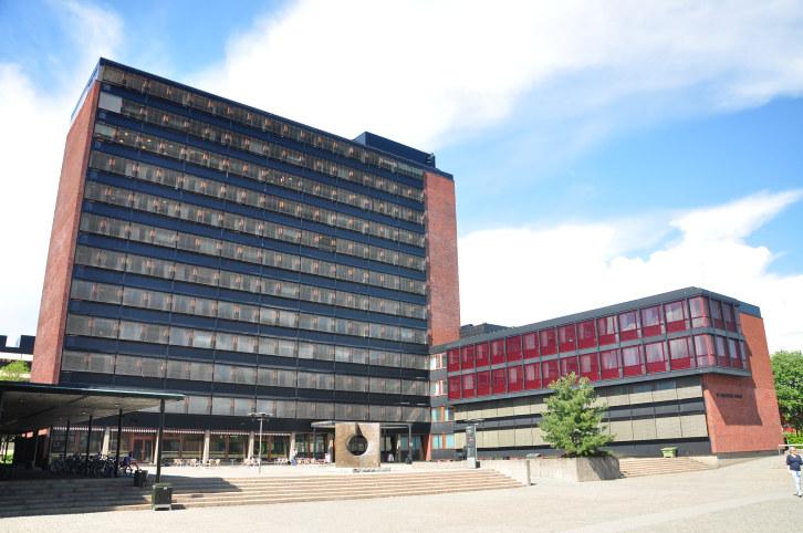 Bygget til Humanistisk fakultet, UiO
