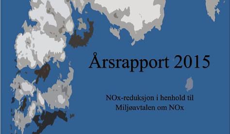 Forsidebilde fra NOx-fondets årsrapport 2015