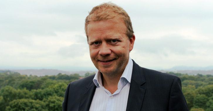 Regiondirektør i NHO Østfold, Roald Gulbrandsen. Foto: Anne Birgitte Hjelseth, NHO