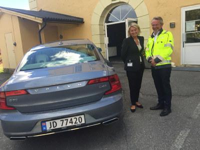 Benteler Investerer 230 millioner NOK i økt kapasitet og ny teknologi for aluminium bildelproduksjon på Raufoss. - Dette er et resultat av langsiktig og godt arbeid i en meget konkurranseutsatt bransje, sier administrerende direktør Svein Terje Strandlie i Benteler.