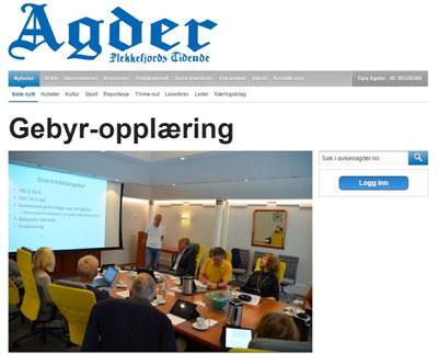 I Flekkefjord har formannskapet fått «opplæring i gebyrer». - Andre kommuner bør følge deres eksempel, sier NHO-direktør Ingebjørg Harto.