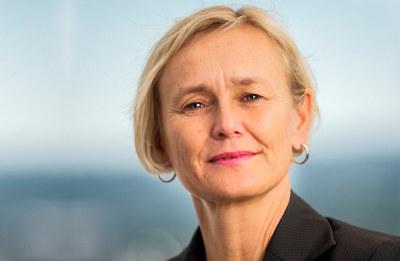 Siemens´ HR-direktør Sissel Vien