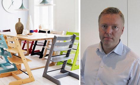 – I kundeportalen kan ansatte enkelt gå inn og sjekke hvordan det står til med deres pensjon, sier Helge Gausnes, Stokke AS.