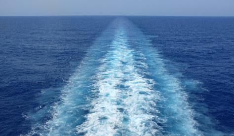 Illustrasjonsfoto hav