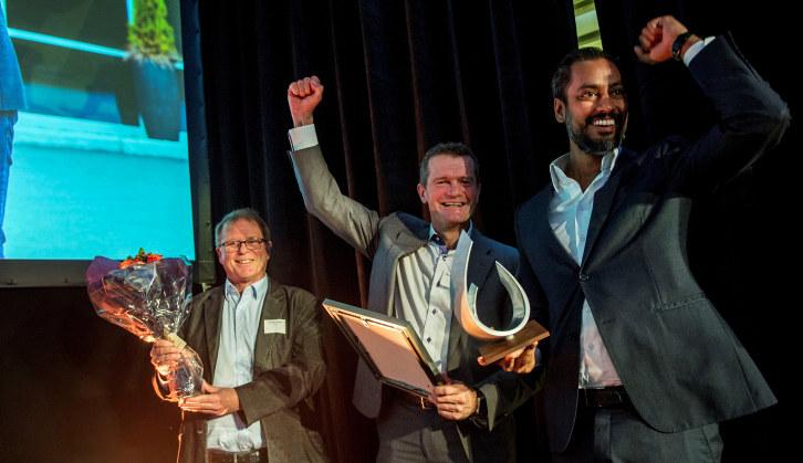 Elteks teknologiske gjennombrudd sendte selskapet fra Drammen helt til topps i årets finale.
