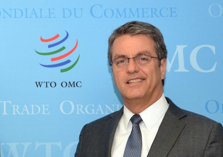 Generaldirektør Roberto Azevêdo, WTO
