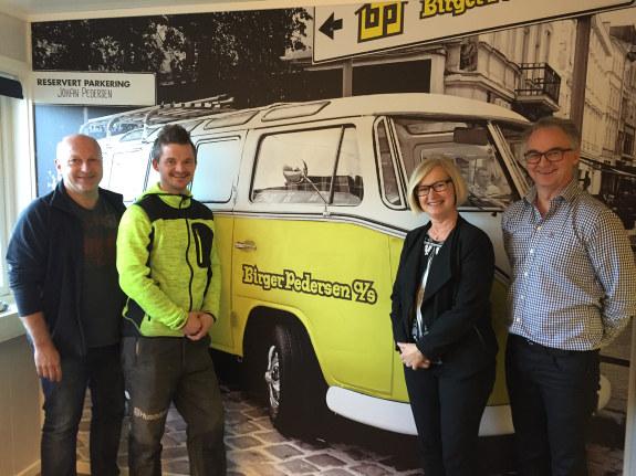 NHO Trøndelags medlemsturne ruller videre og tirsdag denne uken besøkte vi bedrifter i Namsos og Rørvik.