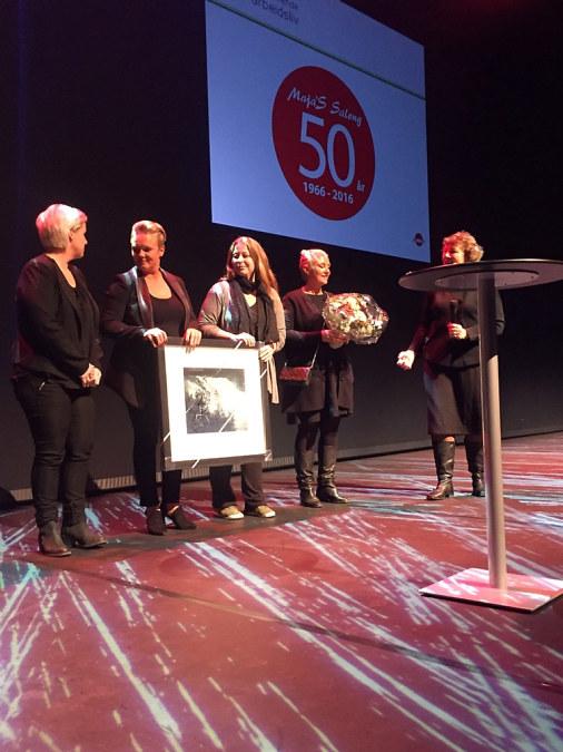 Vi gratulerer Majas salonger som vant IA-prisen i Vest-Agder for privat sektor.