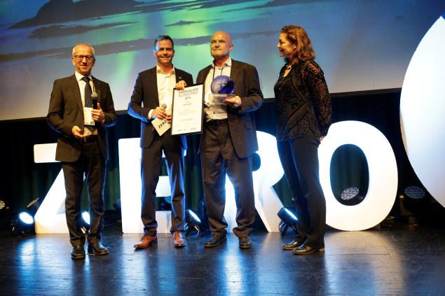 Borregaards unike kompetanse sikret bedriften årets pris.