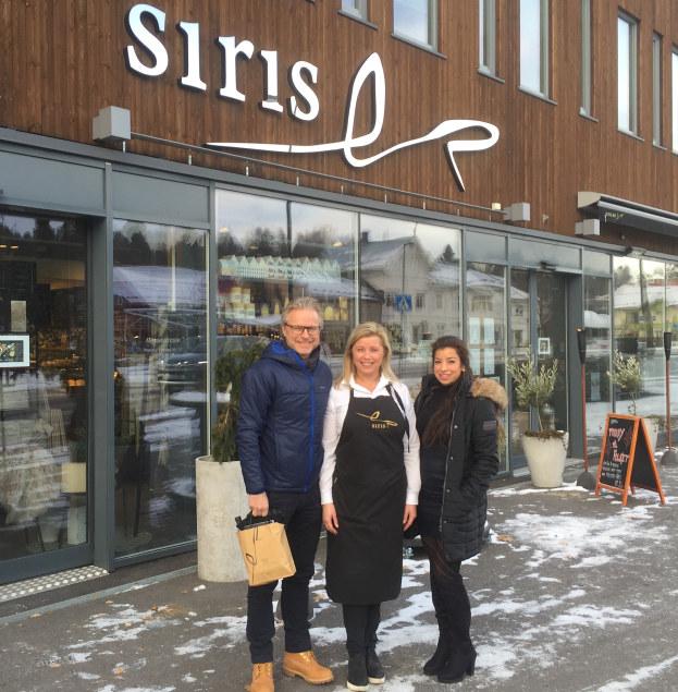 Siris Delikatesse ble etablert i Elverum i 2014. Serveringsstedet er en kombinasjon av delikatessebutikk og cateringvirksomhet. – Drømmen har så langt vært en suksess, sier gründer og daglig leder Siri Tømte.
