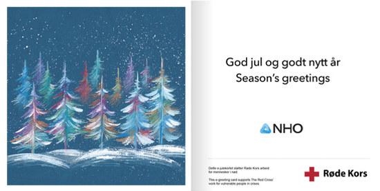 NHO Finnmark ønsker alle våre medlemmer og samarbeidspartnere en riktig god jul og et godt nyttår.