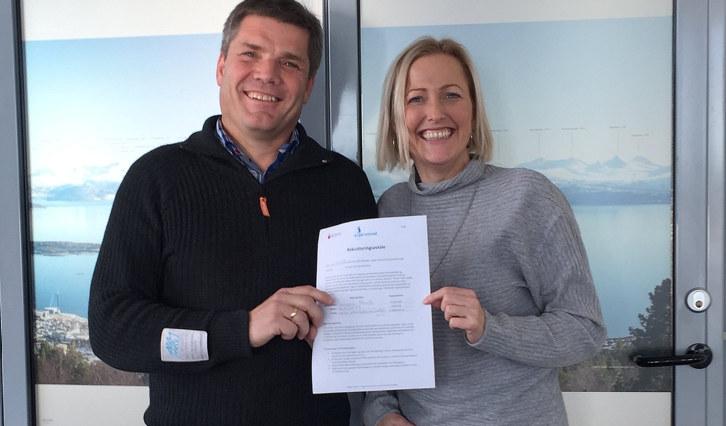Ringer i vannet har hatt en offensiv i Møre og Romsdal i høst som har gitt 20 nye avtaler med bedrifter som vil satse.