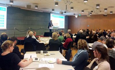 - Vi må aldri ta Europas indre markedet og EØS-avtalen for gitt! Det gjelder særlig i disse tider, sa NHO-sjef Kristin Skogen Lund på Brexit-seminar denne uken.