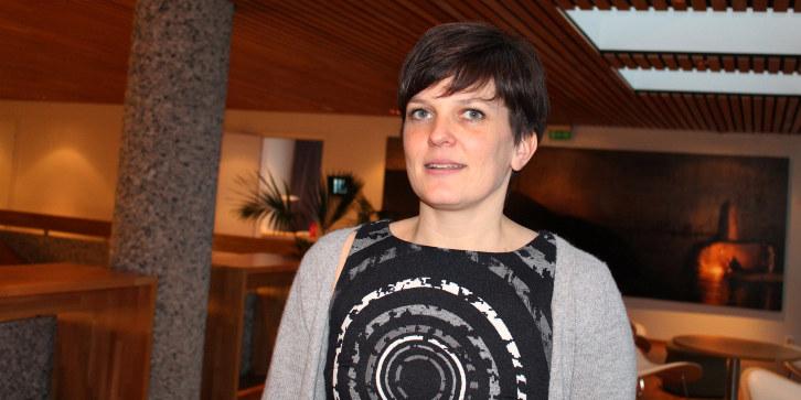Fungerende avdelingsdirektør i NHO, Anne Louise Aartun Bye.