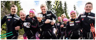 """""""Over 700 Funksjonærer vil ta i mot deg og sørge for at du og alle andre trives under Norgesmesterskapet på ski. Kjente norske idrettsutøvere kommer - kommer du?"""""""