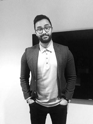 Bli kjent medvår nye kollega Yusuf Nebi Bastas