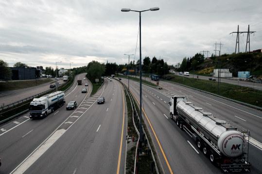 Ikke all næringstransport er unntatt for dieselbilforbud som innføres i Oslo tirsdag.