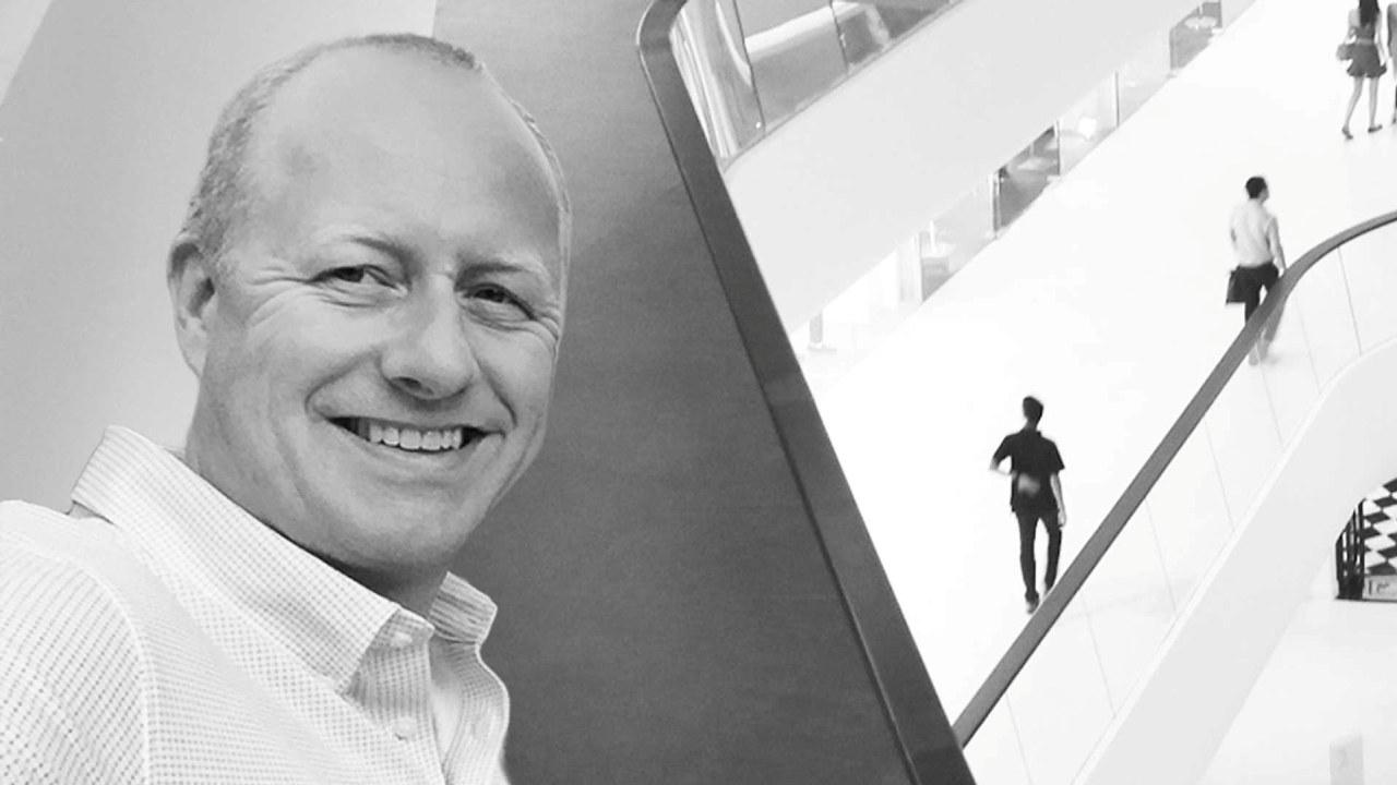Morten Bergquist, Retail Energy.