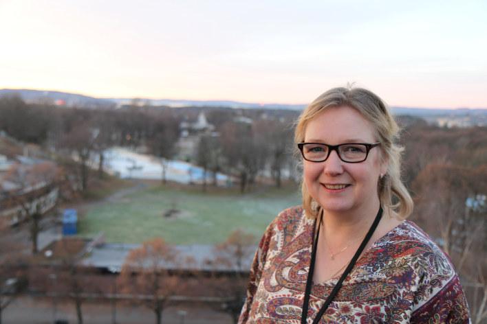 Marit Heimdal startet i januar som ny regionsansvarlig for Ringer i vannet i Troms, Finnmark og Innlandet.