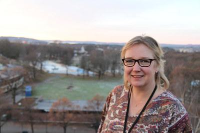 Marit Heimdal er starter i dag som ny regionsansvarlig for Ringer i vannet i Innlandet, Troms og Finnmark.