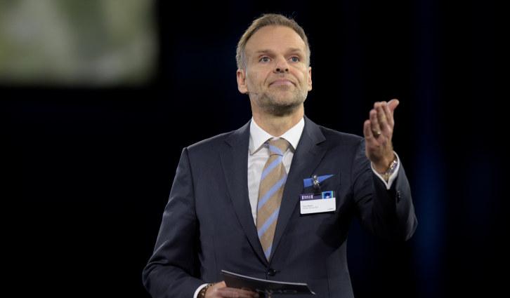 NHO-president Tore Ulstein Foto: Martin Slottemo Lyngstad.