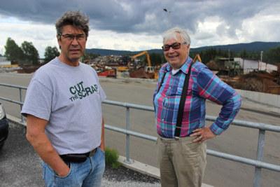 –Noen kaller det avfall. For oss er det råvarer, sier daglig leder Ring Tore Teigen i Hellik Teigen AS, en familiebedrift med røtter tilbake i skraphandlerbransjen.