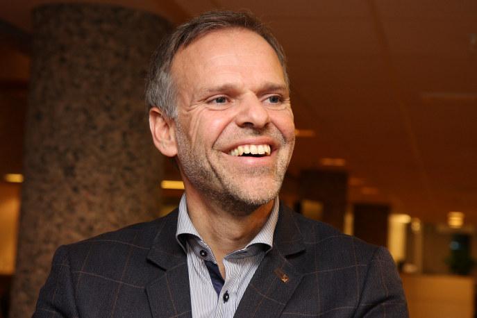 Tore Ulstein, NHO-president