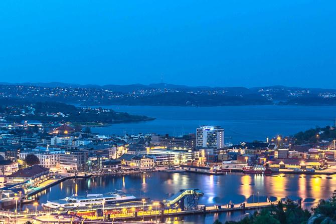 Sørlandet er landsdelen som har minst konkurser. Nord-Norge er i den andre enden av skalaen.