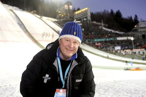 Eiliv Furuli håper på å få opp mot 7000 publikumere i Lysgårdsbakken neste uke