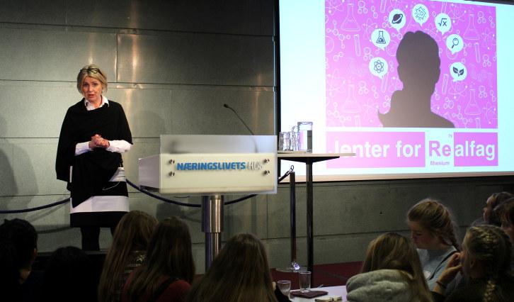 Kristin Vinje, Stortingsrepresentant (H). Foto: Einar Fannemel, Norsk olje og gass