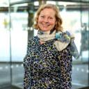 Portrettfoto av Berit Svendsen i Telenor