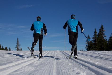 Sjusjøen skal være et sted for alle, uavhengig av ski-egenskaper, mener Tone