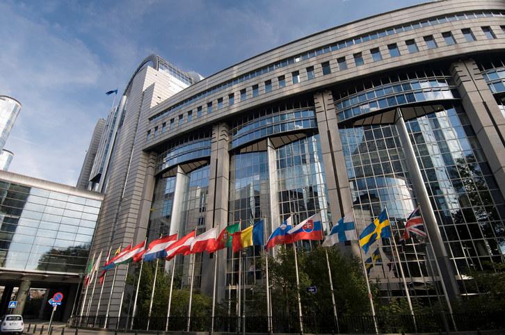 EU-parlamentsbygningen