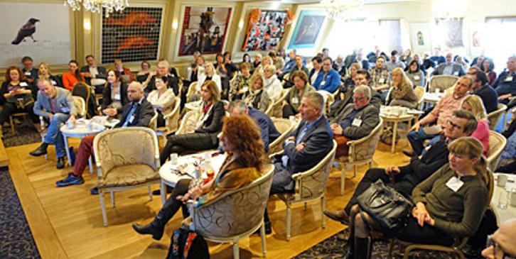 10.mars ble det første utviklingsverkstedet holdt på Refsnes Gods i Moss med over 100 deltakere.
