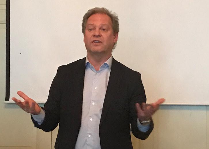 Styret i NHO Agder preges av stor kontinuitet. Lars Erik Torjussen fortsetter som styreleder.