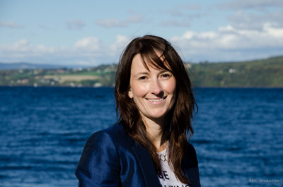 Anita Hager trives med å være leder i en mannsdominert bransje.