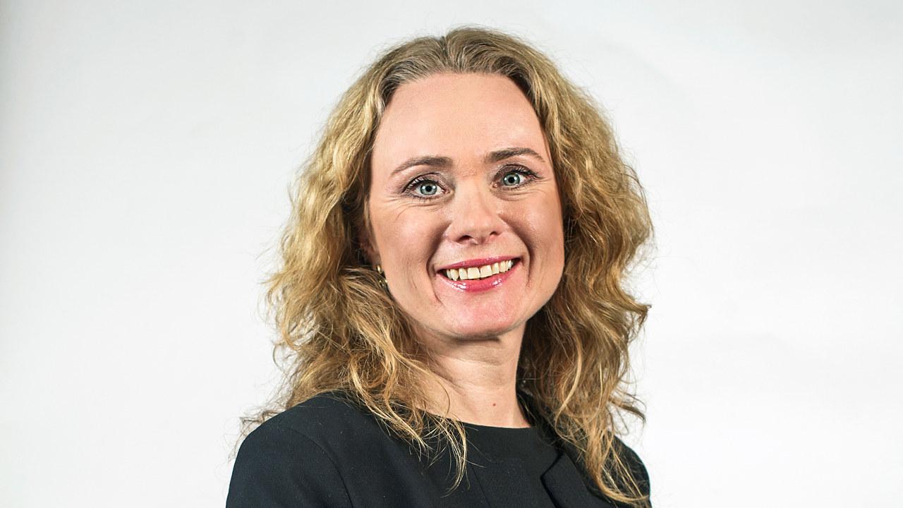 Anniken Hauglie, arbeids- og sosialminister, Høyre
