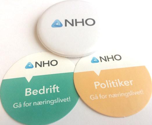 """Tirsdag den 2 mai er vi på Nesbyen. Det er avspark for NHO Buskerud sitt valgkamparrangement """"Gå for Næringslivet""""."""