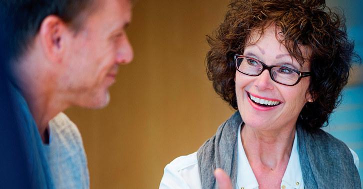 Anne Grethe Solbergs forskningsrapport danner grunnlag for nytt studium ved HiOA. Foto: HiOA