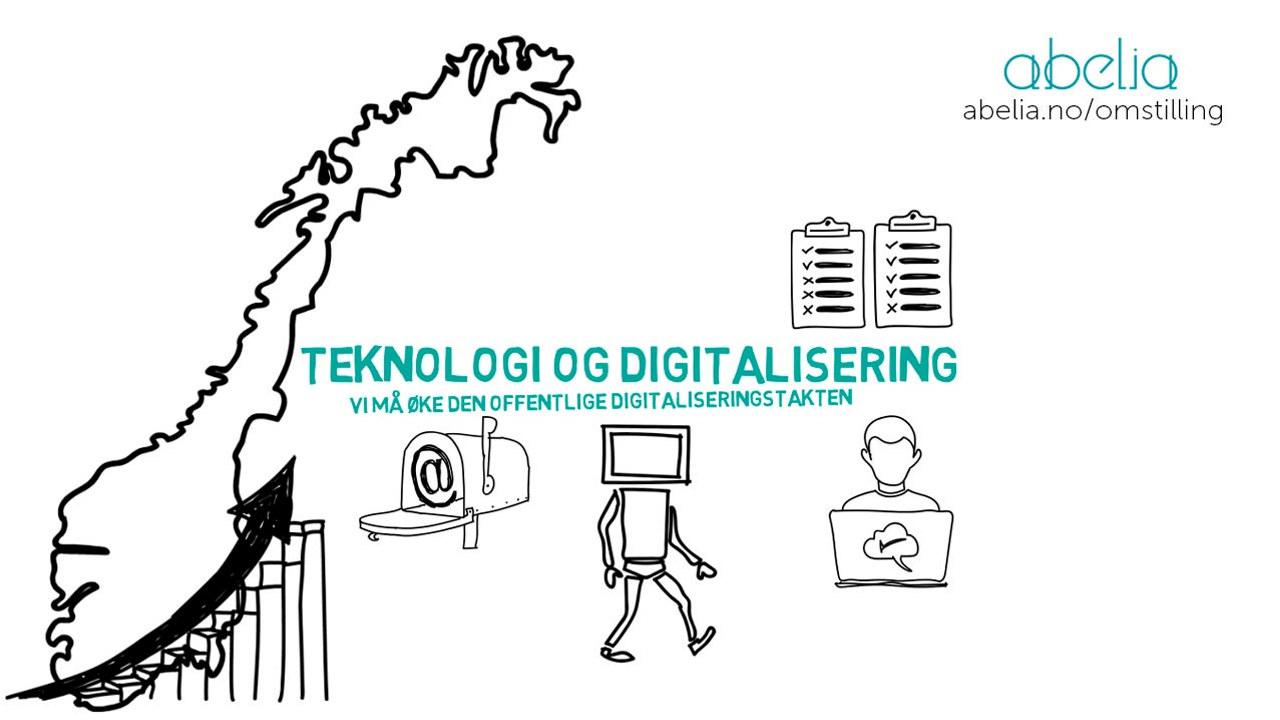 offentlig digitalisering 2016