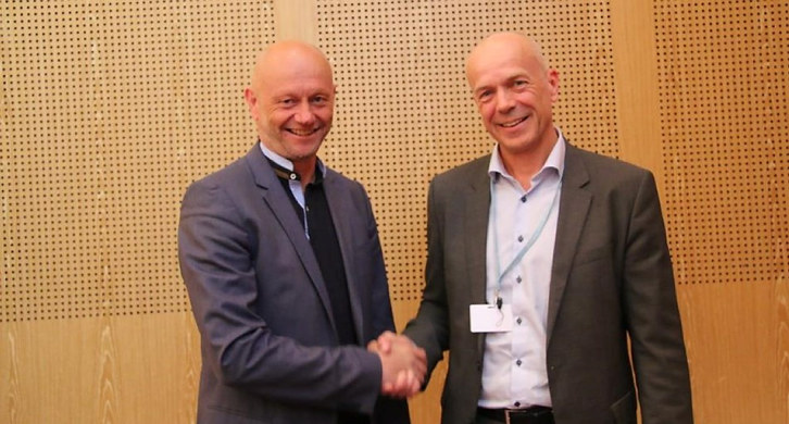 Helge Aasen er valgt som ny styreleder i Norsk Industri. Han er konsernsjef i Elkem - en stilling han kom til etter å ha ledet utviklingen av Elkem Solar i Kristiansand.
