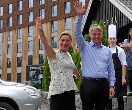 Scandic Elgstua er kjært for mange både i og utenfor Elverum. Hotellet som ble kåret til Norges beste i 2015 tar nå over Hotel Central i Elverum sentrum.