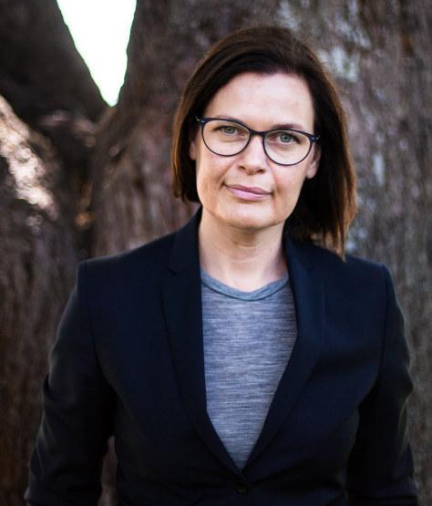 Anna Ceselie Brustad Moe er ansatt som politisk rådgiver i NHO Trøndelag.