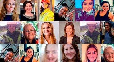 Vi leter etter deg som vil være med å inspirere unge jenter til å velge en utdanning innen teknologi.