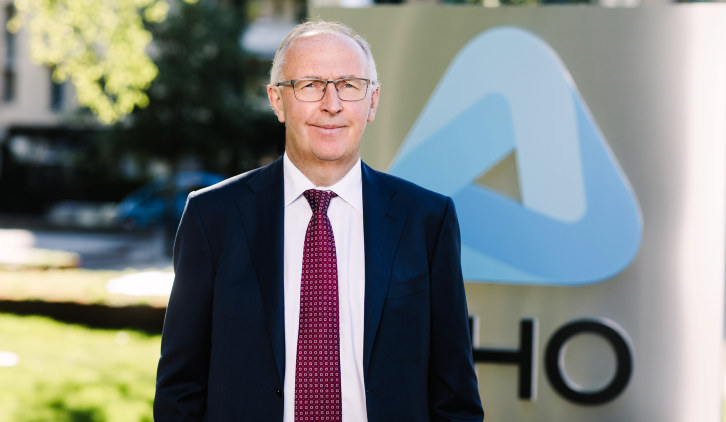NHO-president Arvid Moss.