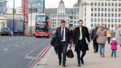 NHO støtter sin søsterorganisasjon i Storbritannia, Confederation of British Industry's (CBI), som ønsker å forbli i EUs indre marked inntil brexit-forhandlingene er avsluttet.