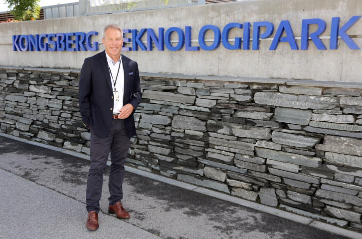 Den 25 august er det Waterhole i Kongsberg med valgdebatt. Vi har spurt administrerende direktør i Kongsberg Teknologipark AS, Johnny Løcka, om han kan nevne tre saker for politikerne å følge opp, som er viktige for videreutvikling av Kongsbergregionen.