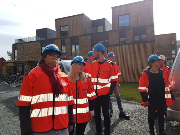 - Byggenæringen er avhengig av forutsigbare og stabile rammebetingelser, sier direktør i EBA Trøndelag, Kristian Dahlberg Hauge.